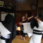 植柳盆踊り